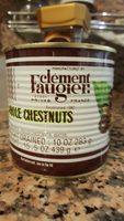 Whole Chestnuts - نتاج - fr