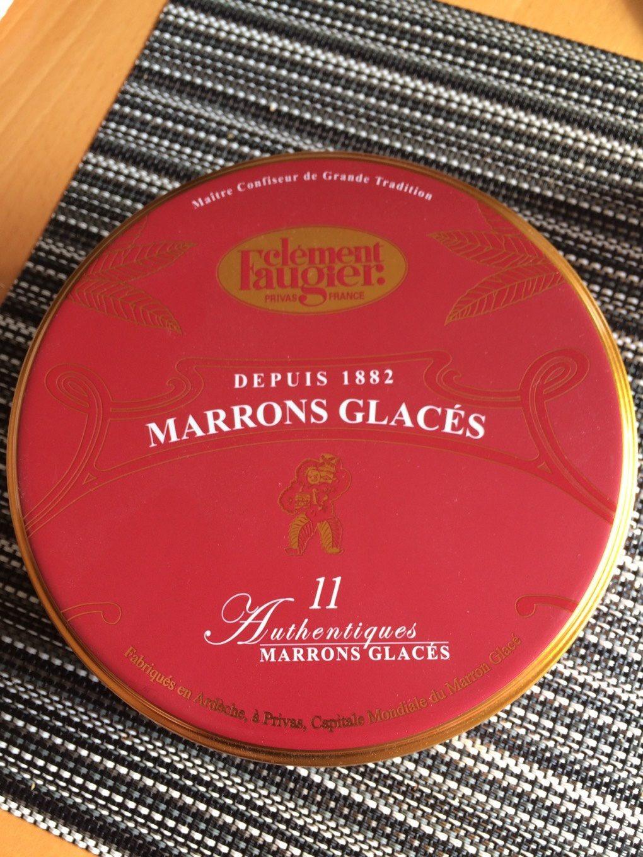 Marrons glacés - Product