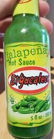 Jalapena Hot Sauce - Product - en