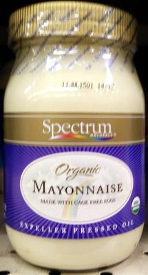 Organic mayonnaise - Produit