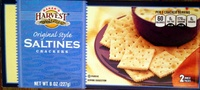 Original Style Saltines Crackers - Product - en
