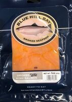 Smoked wild king salmon - Product - en
