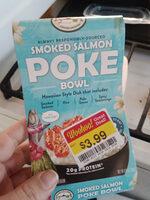 Smoked Salmon Poke Bowl - Product - en