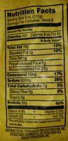 Lightly breaded chicken breast strips - Nutrition facts - en