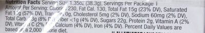 Dark Chocolate Meltaways, Raspberry - Nutrition facts - en