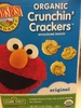 Sesame street crackers - Product