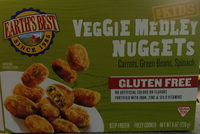 Veggie Medley Nuggets - Product