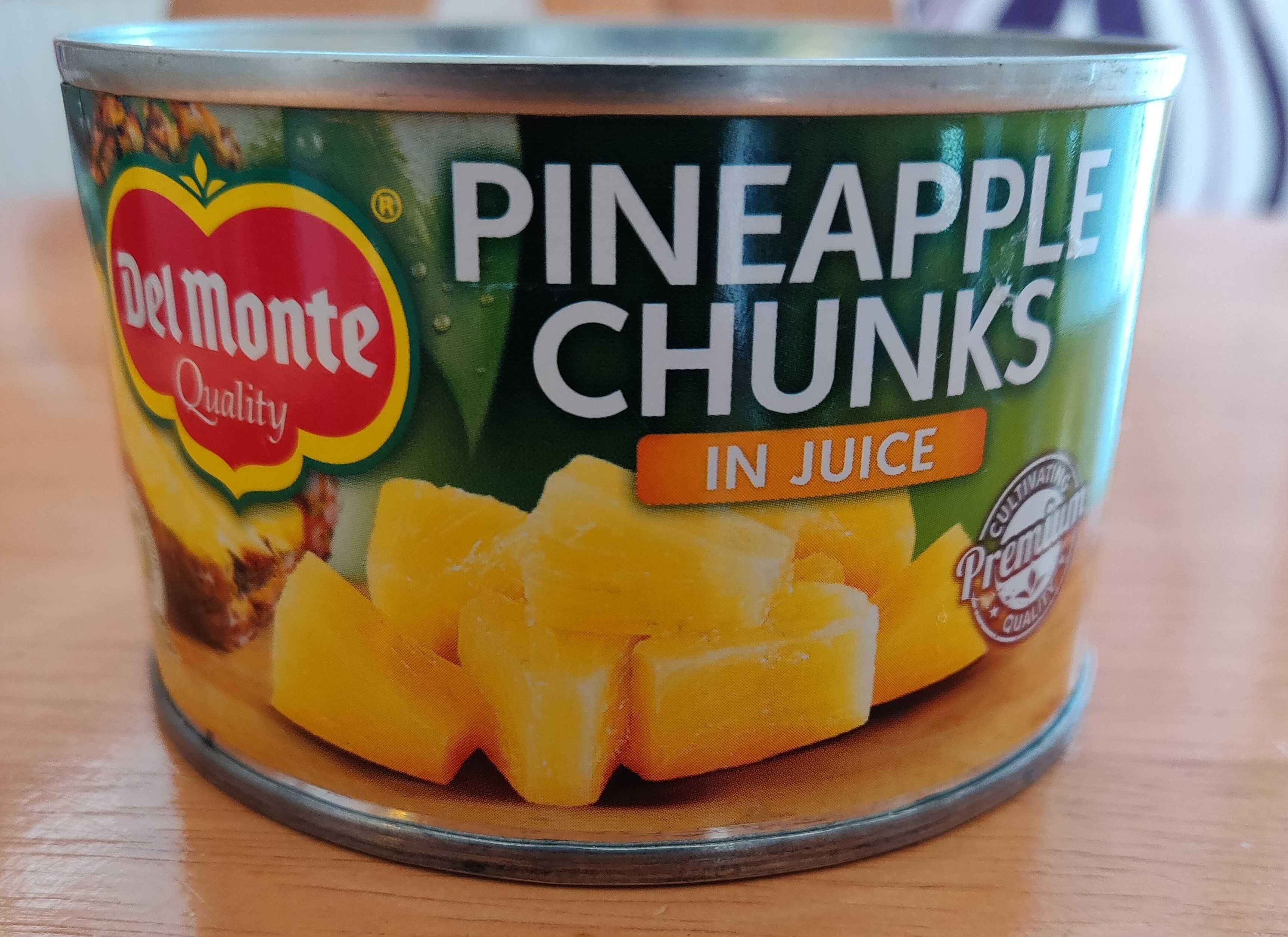 Ananas en morceaux - Product - en