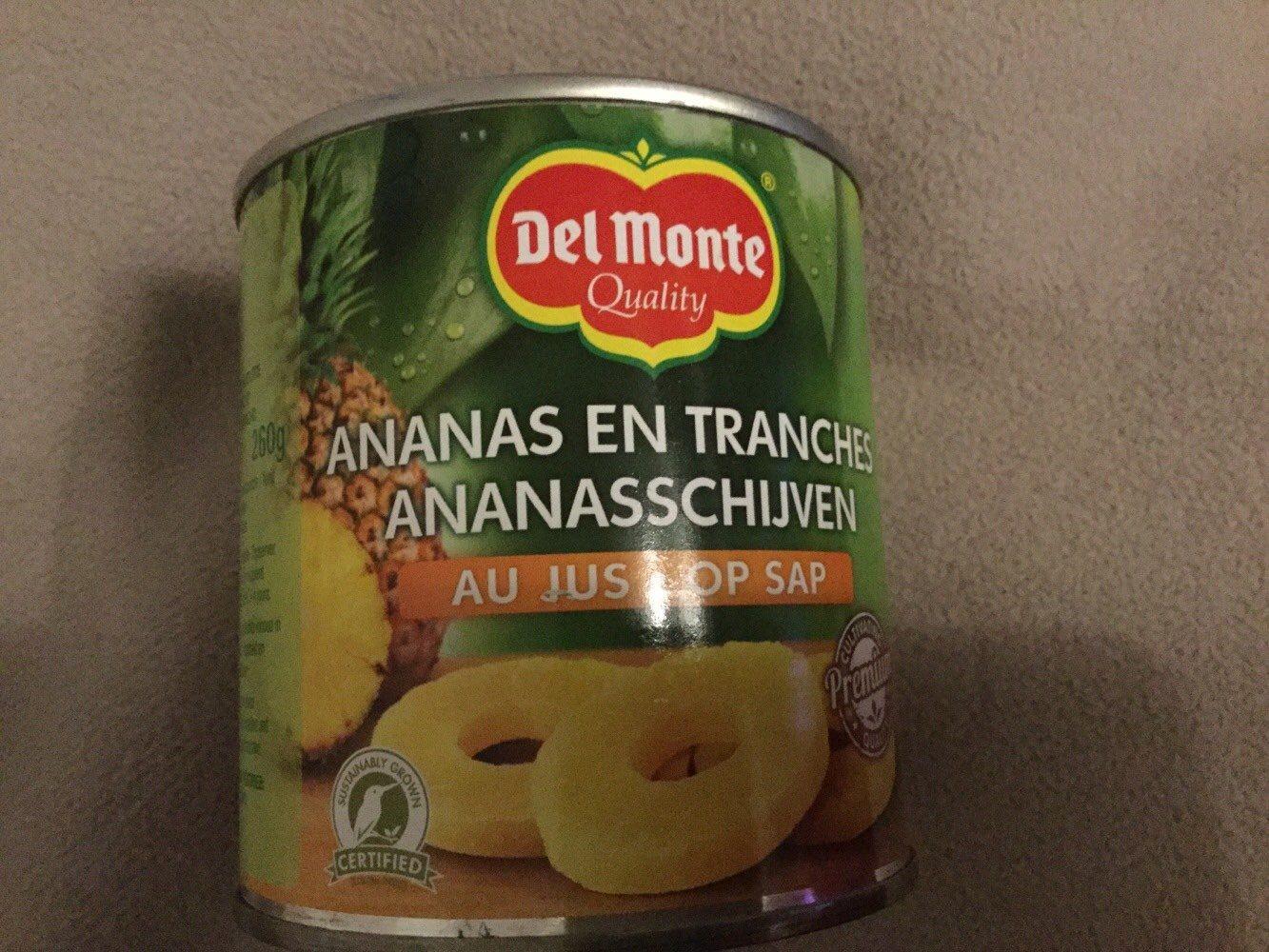 Ananas scheiben - Product
