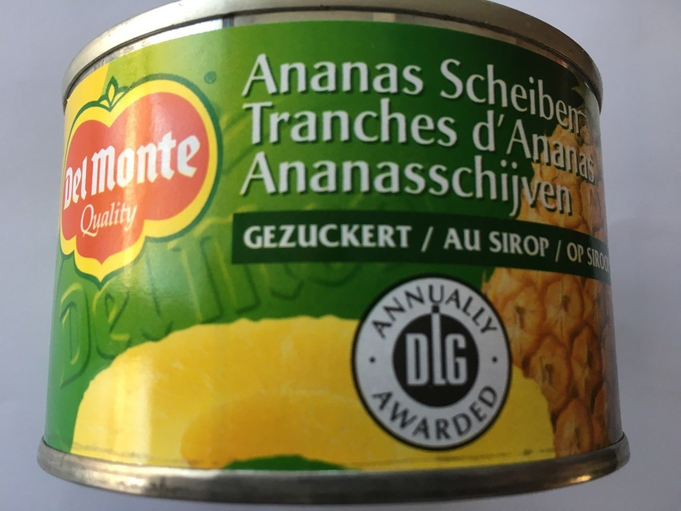 Ananas en tranches - Product
