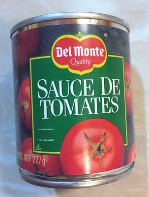 Sauce De Tomates - Product
