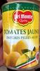 Tomates jaunes - Produit