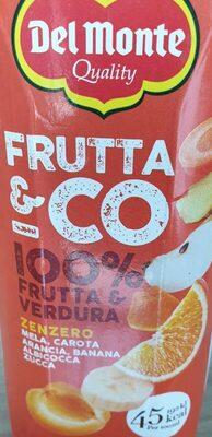 Frutta & co - Product