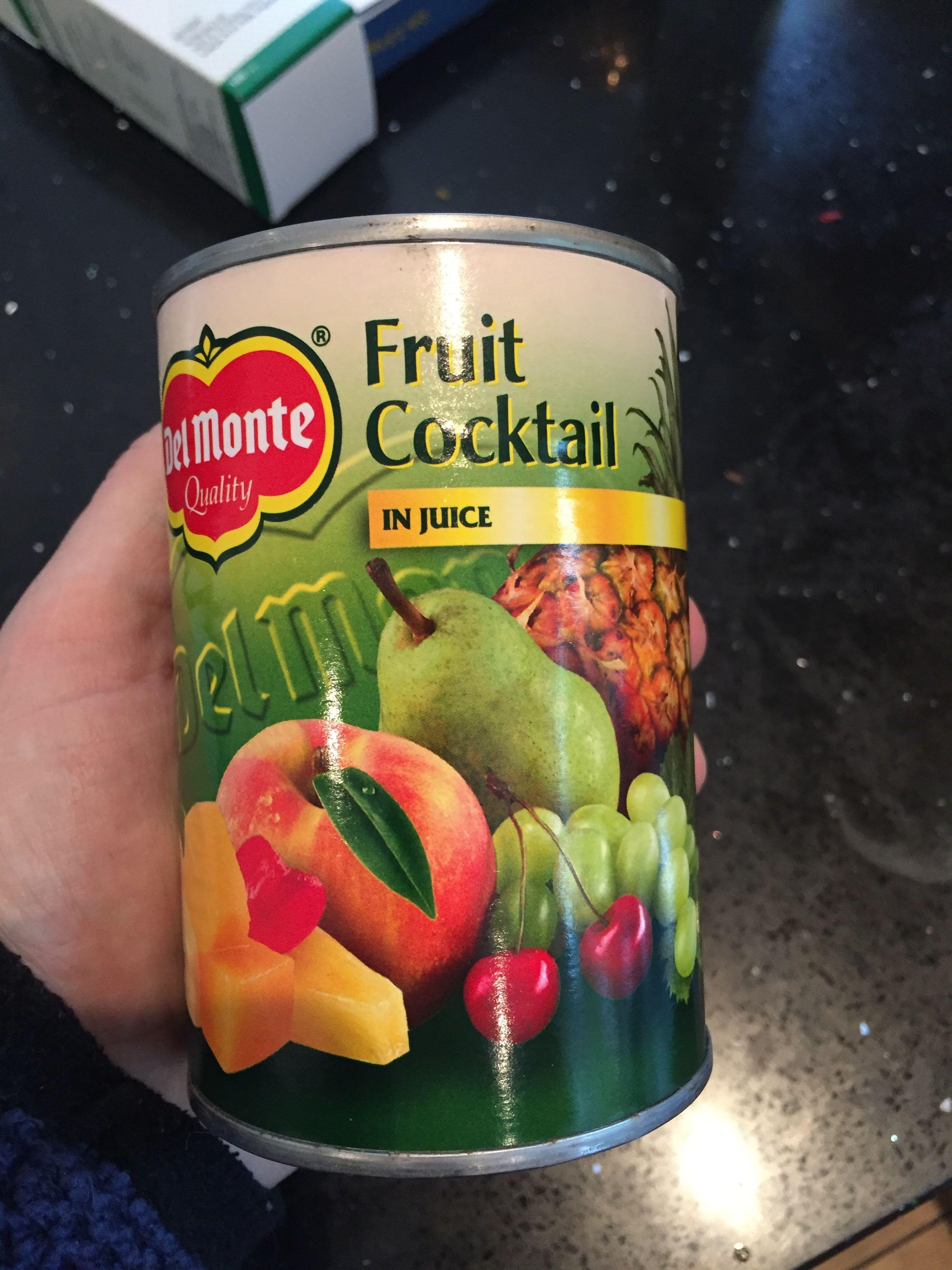 Fruit Cocktail in Juice - Prodotto - en