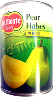 Pear Halves in Juice - Product