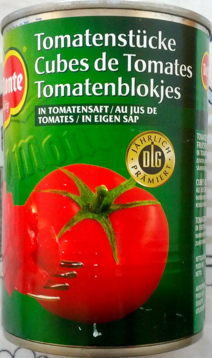 Tomatenstücke - Produkt
