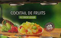 Cocktail de fruits - Produit