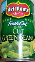 Cut green beans, sea salt - 产品 - en