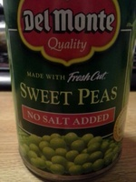 Sweet Peas - Product