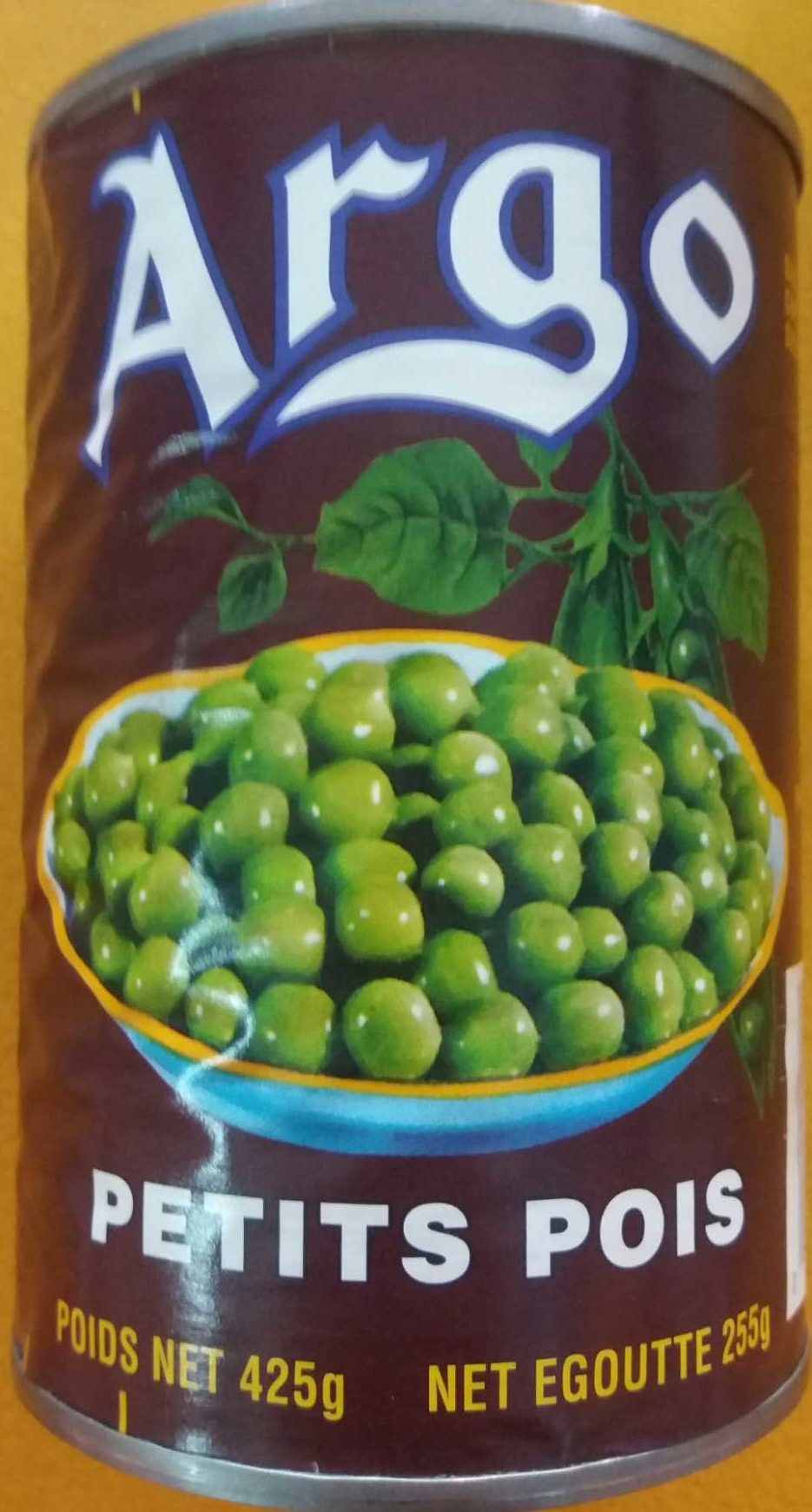 Argo Sweet Peas - Produit - fr