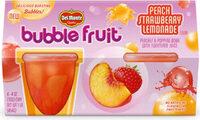 Bubble fruit peach strawberry lemonade & popping - Product - en