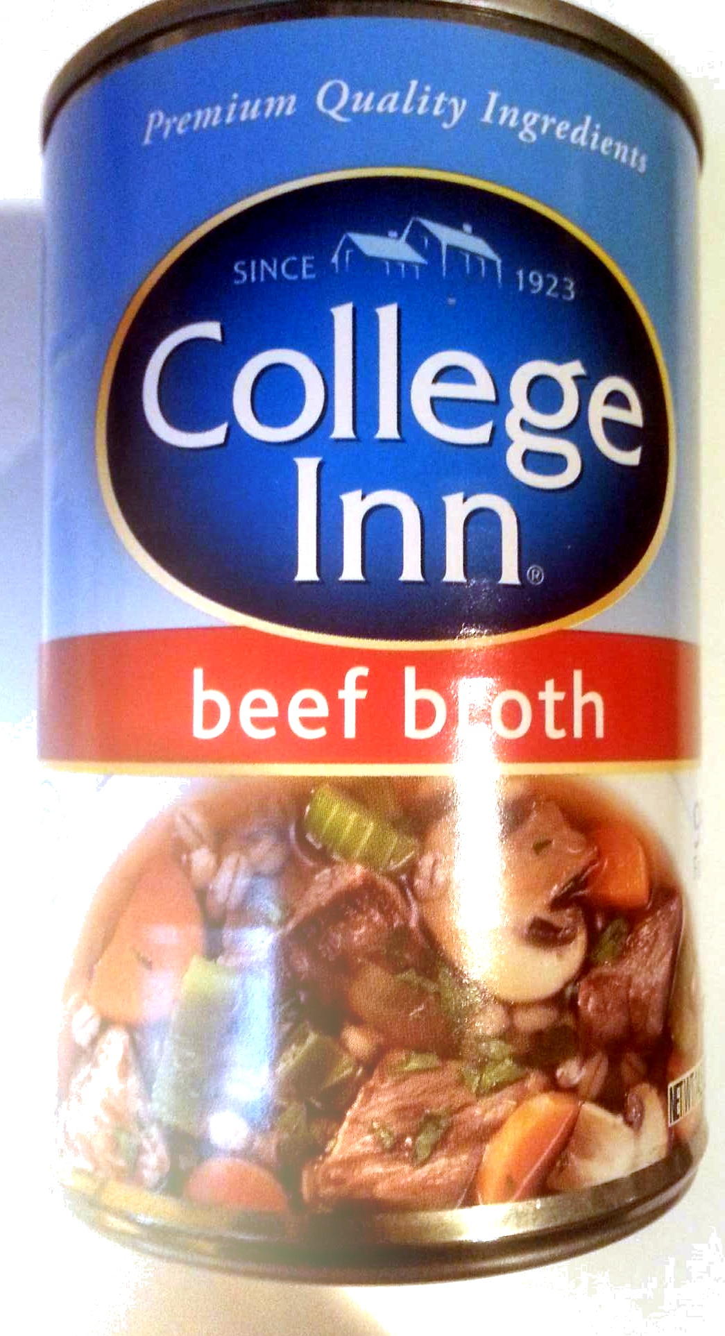 Beef Broth - Product