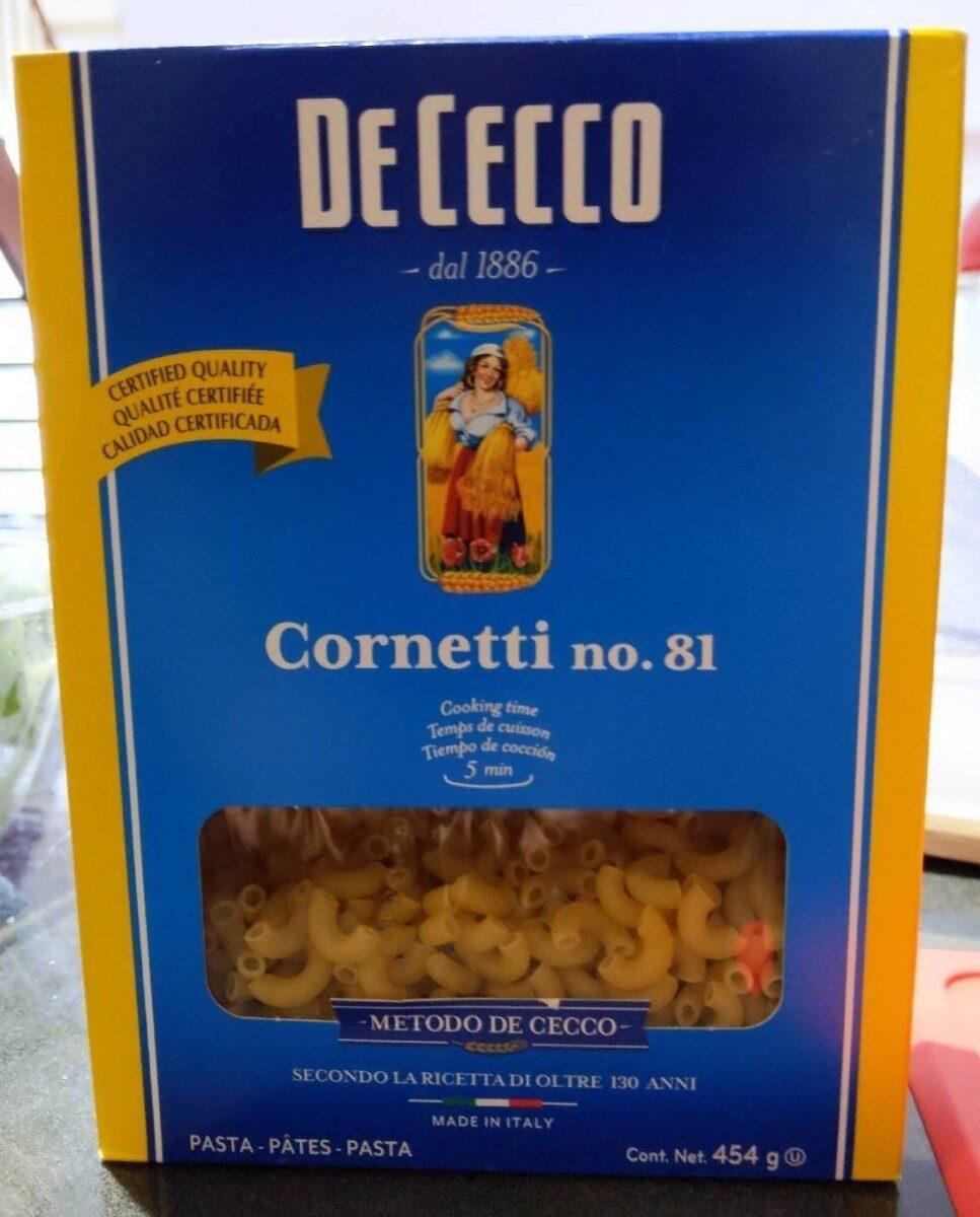 Cornetti no.18 - Produit - fr