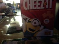 Cheez it - Product