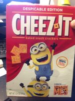 Cheez it - Ingrediënten