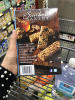 Chewy Granola Bars, Chocolate Chip - Product