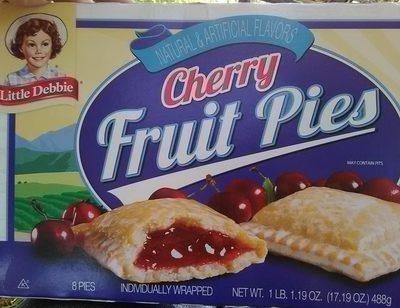 Cherry Fruit Pies - Product - en