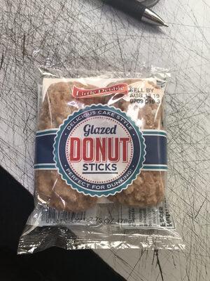Glazed donut sticks - Product - en