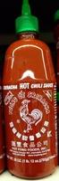 Sriracha Chili Sauce - Product - en