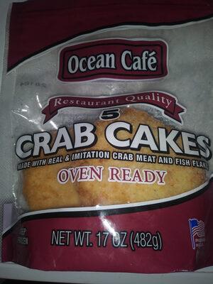 Restaurant quality crab cakes - Produit - en
