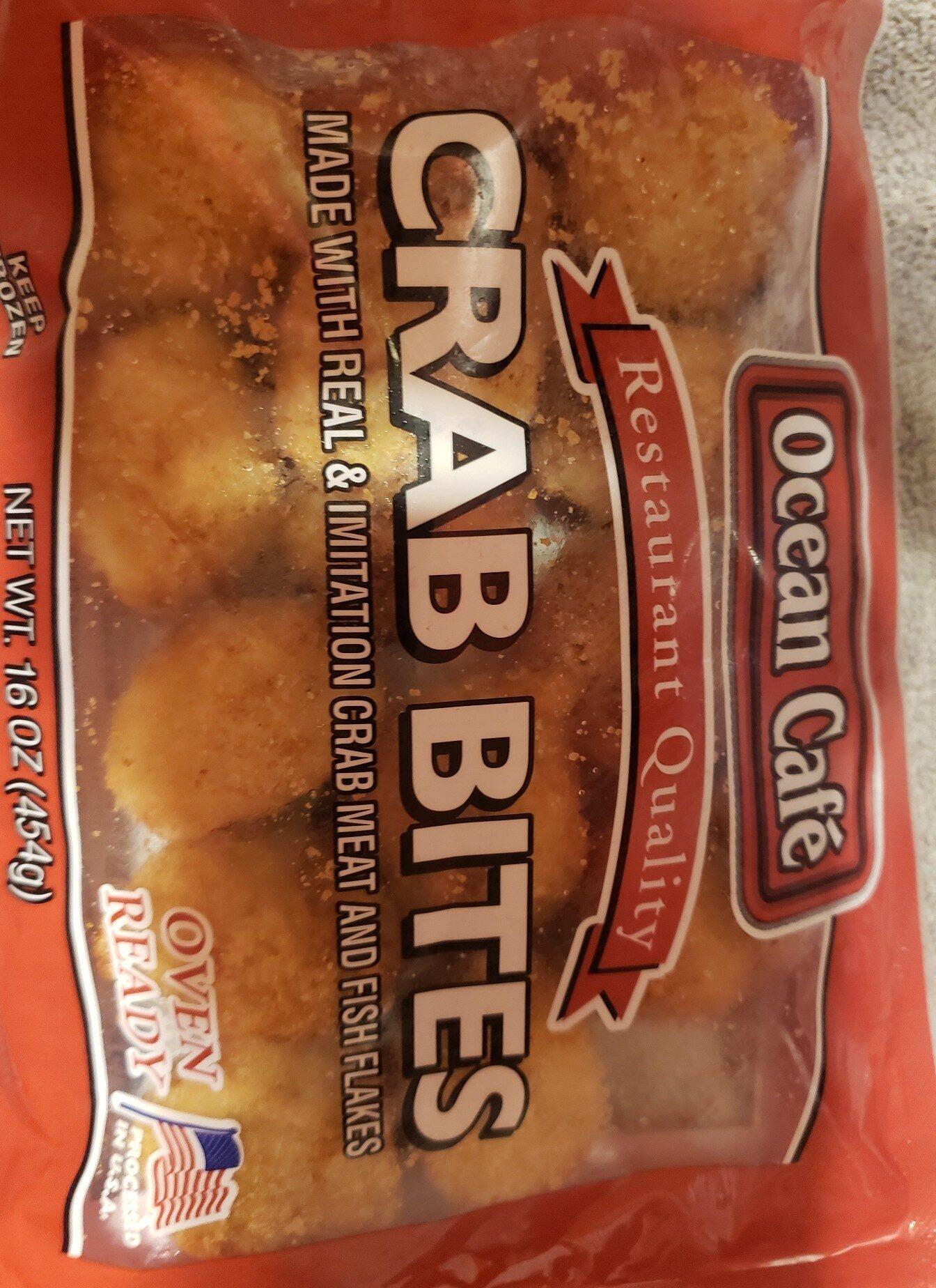 crab bites - Produit - en