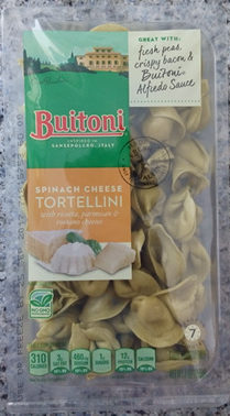 Spinach cheese tortellini - Product