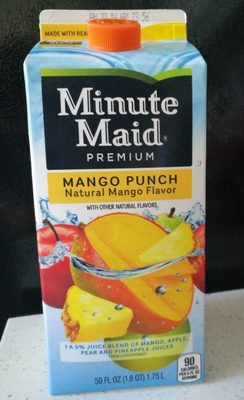 Mango punch - Producte