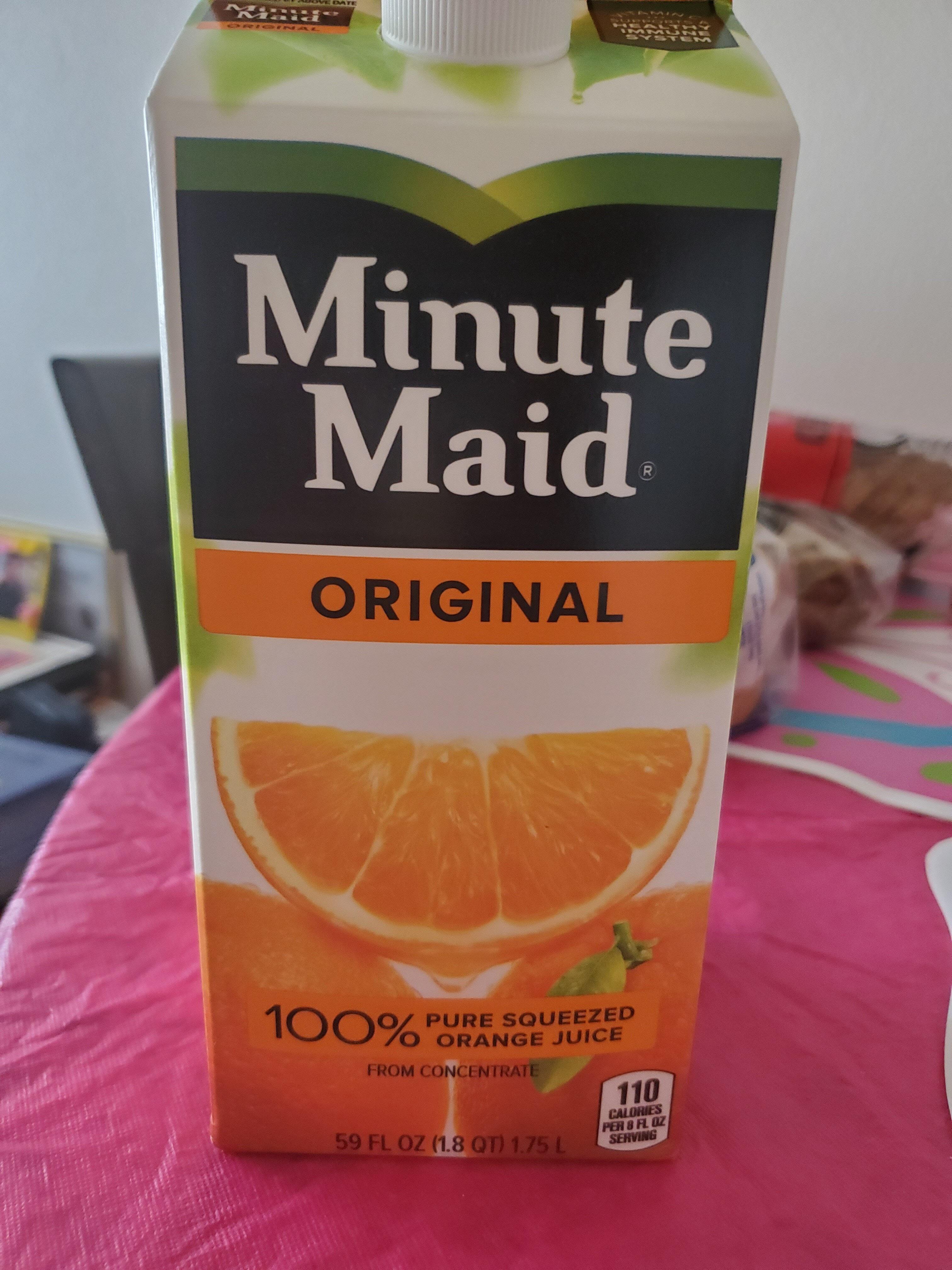 MM 100% oj original 59oz - Product - en