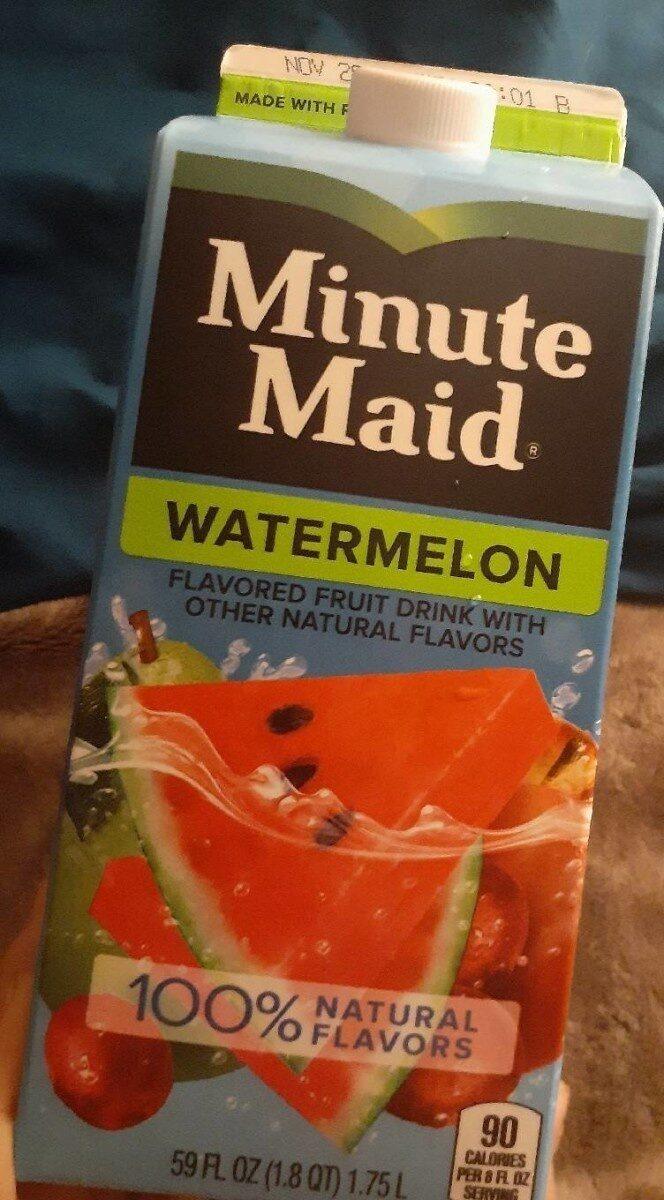 Premium fruit drink watermelon - Product - en