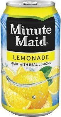Minute Maid Lemonade - Prodotto - en