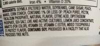 Dairy-free yogurt - Ingredients - en