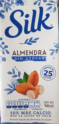 Almond milk no sugar - Product