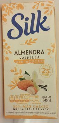 Alimento líquido con almendra sabor vainilla - Produit