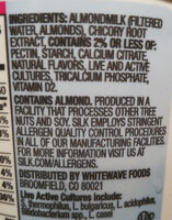 Silk Almondmilk Yogurt Alternative - Ingredients