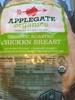 Applegate chicken breast - Produit