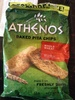 Baked pita chips, whole wheat - Product