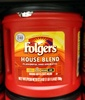 Folgers House Blend - Produit