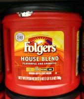 Folgers House Blend - Product - en