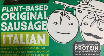 Plant based original sausage italian - Product