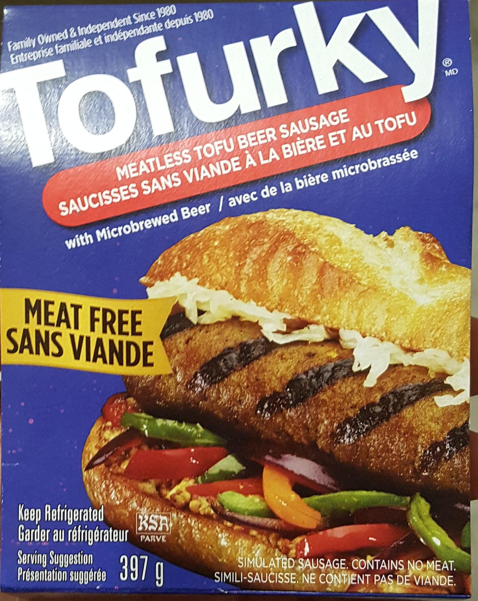 Tofurky - Produit